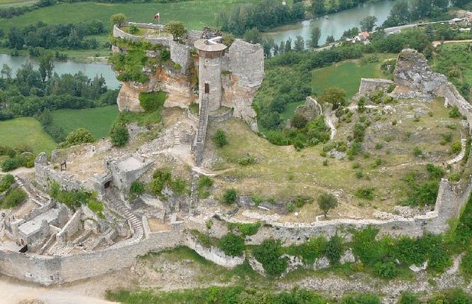 Château de Peyrelade 1 - Rivière-sur-Tarn