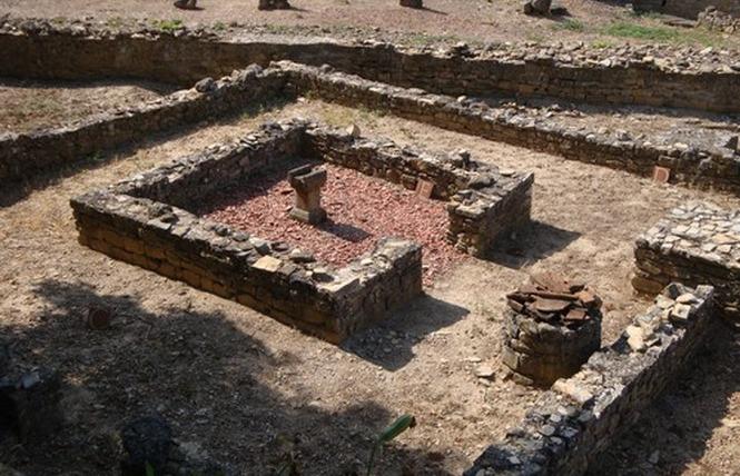 Site Archéologique de la Graufesenque 5 - Millau