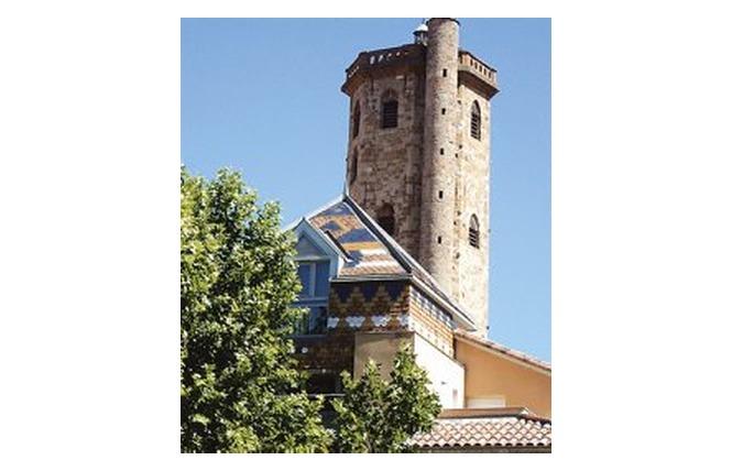 Beffroi de Millau - Tour des Rois d'Aragon 6 - Millau