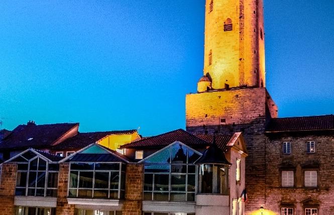 Beffroi de Millau - Tour des Rois d'Aragon 4 - Millau