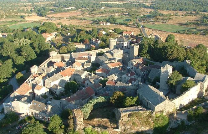 Village fortifié de la Couvertoirade 1 - La Couvertoirade