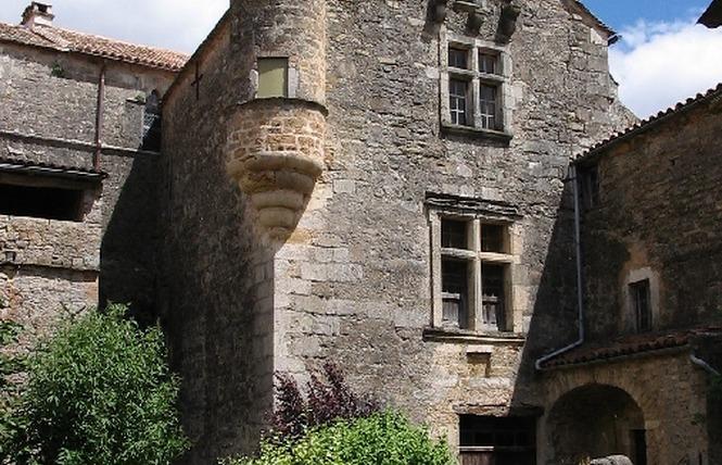 Commanderie Templière et Hospitalière de Ste-Eulalie de Cernon 2 - Sainte-Eulalie-de-Cernon