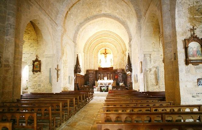Commanderie Templière et Hospitalière de Ste-Eulalie de Cernon 4 - Sainte-Eulalie-de-Cernon