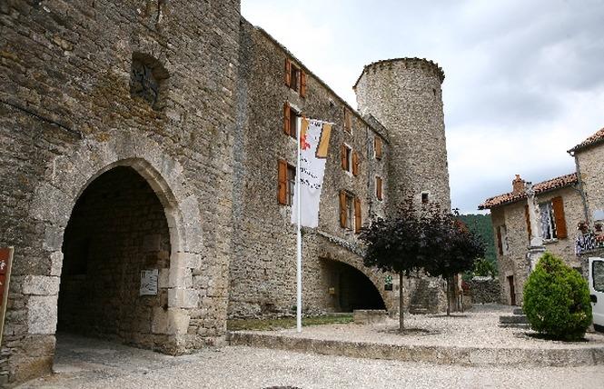 Commanderie Templière et Hospitalière de Ste-Eulalie de Cernon 3 - Sainte-Eulalie-de-Cernon