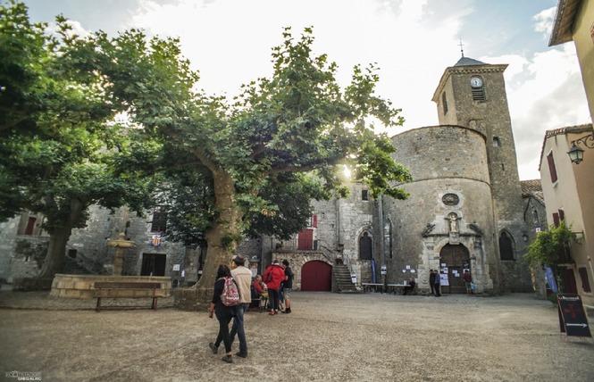 Commanderie Templière et Hospitalière de Ste-Eulalie de Cernon 1 - Sainte-Eulalie-de-Cernon