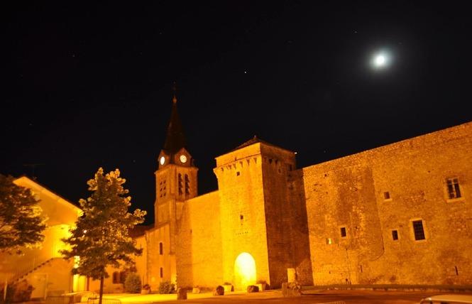 Site Templier et Hospitalier de la Cavalerie 1 - La Cavalerie