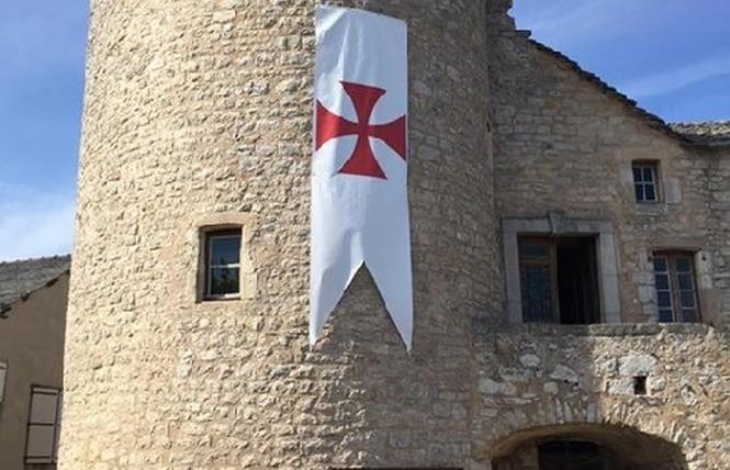 Site Templier et Hospitalier de la Cavalerie 16 - La Cavalerie