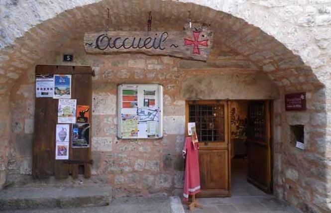 Site Templier et Hospitalier de la Cavalerie 7 - La Cavalerie