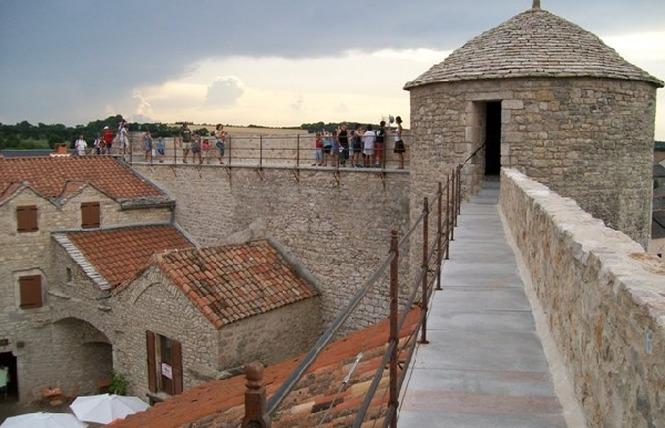 Site Templier et Hospitalier de la Cavalerie 10 - La Cavalerie