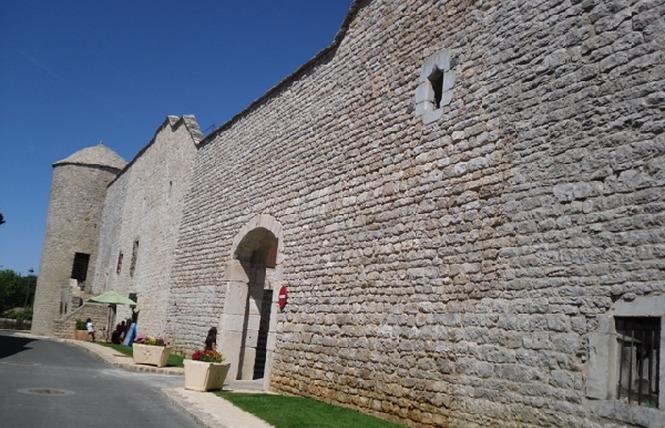 Site Templier et Hospitalier de la Cavalerie 6 - La Cavalerie