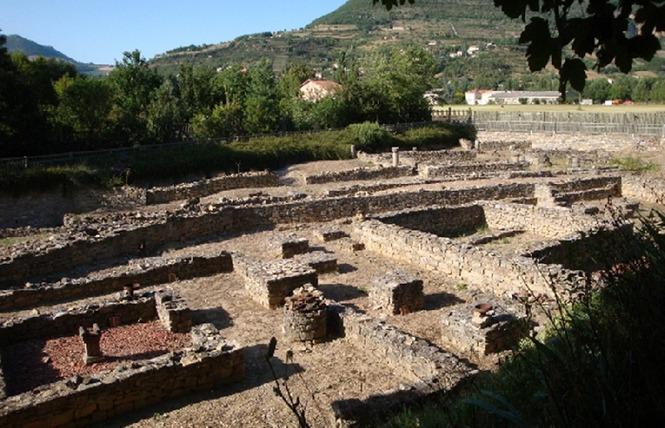 Journées Européennes du Patrimoine - Site archéologique de la Graufesenque 2 - Millau