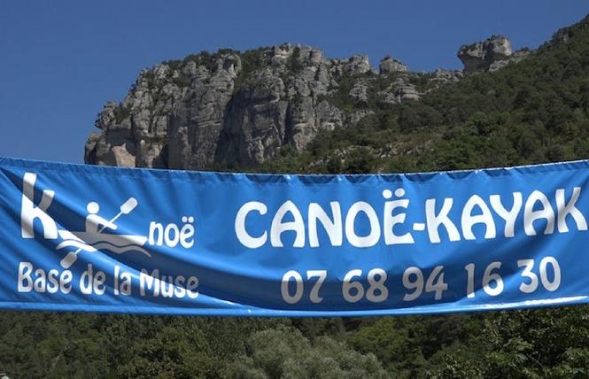K.Noë la Muse - Canoë 5 - Le Rozier