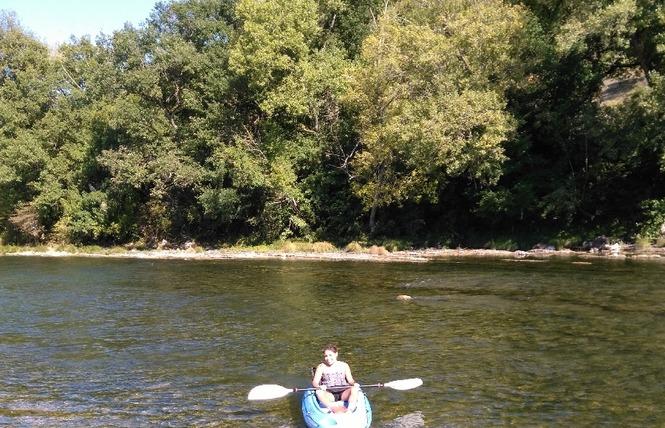 Kayaks Franconne - Location de canoës 2 - Millau