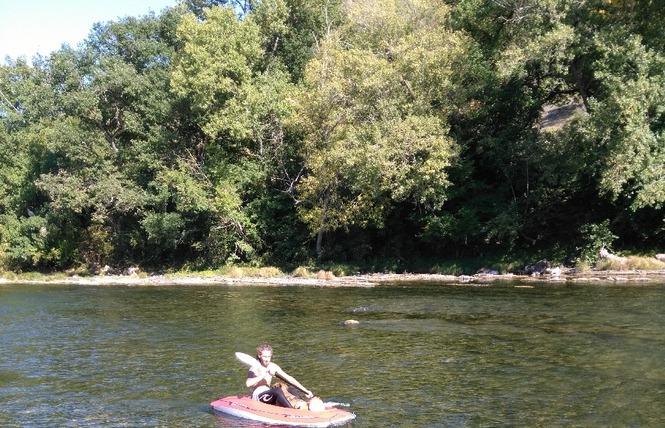 Kayaks Franconne - Location de canoës 1 - Millau