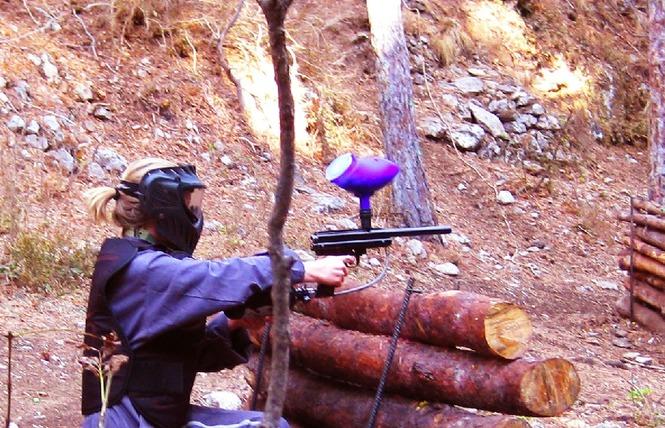 Roc et Canyon - Paintball / Swap Archery 1 - Millau