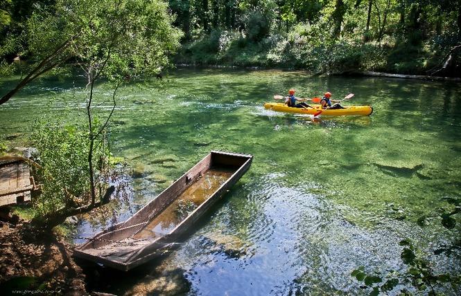 Roc et Canyon - Canoë Kayak et Stand up paddle 2 - Millau
