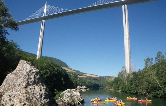 Roc et Canyon - Canoë Kayak et Stand up paddle 3 - Millau