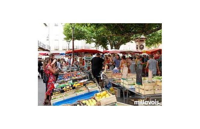 Marché hebdomadaire 3 - Millau