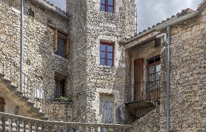 Commanderie Templière et Hospitalière de Ste-Eulalie de Cernon 10 - Sainte-Eulalie-de-Cernon