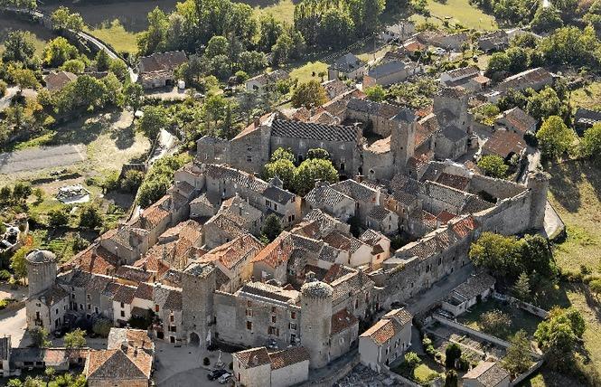 Commanderie Templière et Hospitalière de Ste-Eulalie de Cernon 13 - Sainte-Eulalie-de-Cernon