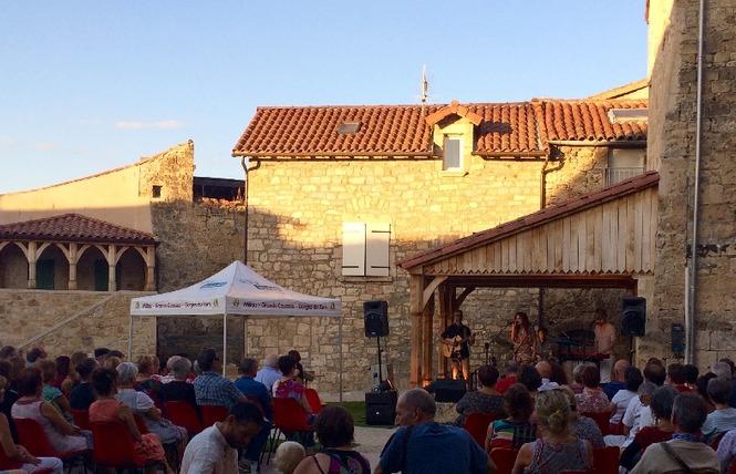 Festival des Sites et des Sons 2021 (12e année) 4 - Millau