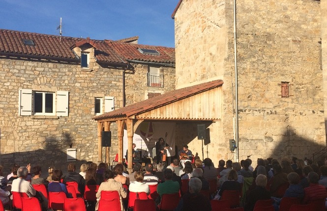 Festival des Sites et des Sons 2021 (12e année) 6 - Millau