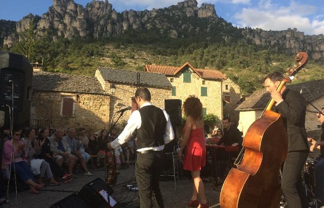 Festival des Sites et des Sons 2021 (12e année) 3 - Millau