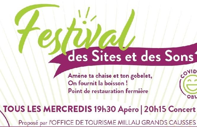 Festival des Sites et des Sons 2021 (12e année) 1 - Millau
