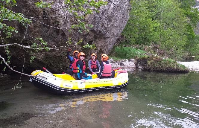 Canoë Le Rozier - Rafting 4 - Le Rozier