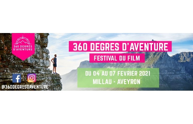Festival du film d'aventure - 360 degrés d'aventure 2 - Millau
